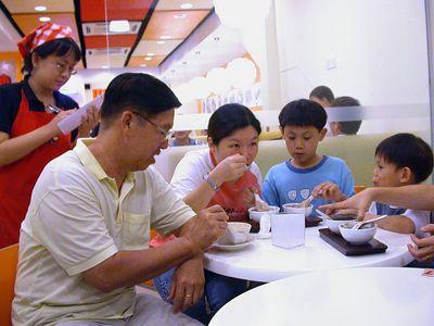 Dinner 20050326