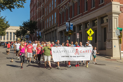 Nashville CARES Aids Walk, 10/5/19