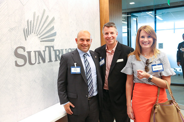 SunTrust New Offices Open House
