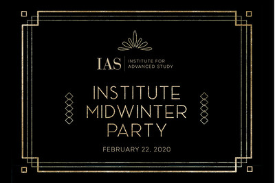 2020-02-22 IAS Midwinter Party