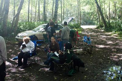 Lost Coast Camping 2012