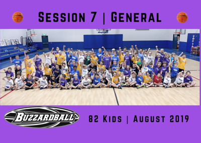 Summer Basketball Camp | 25 Years