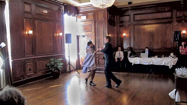 Felicia & Ben's Wedding Reception