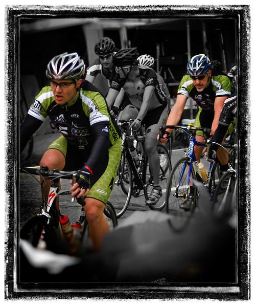Karl Raynor's Memorial Ride 2012