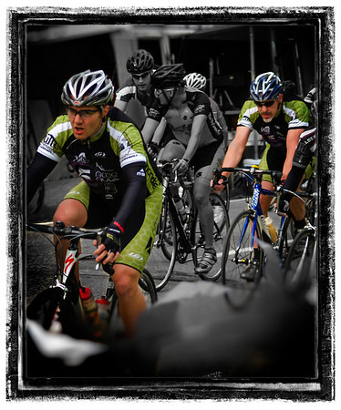 Karl Raynor's Memorial Ride 2012