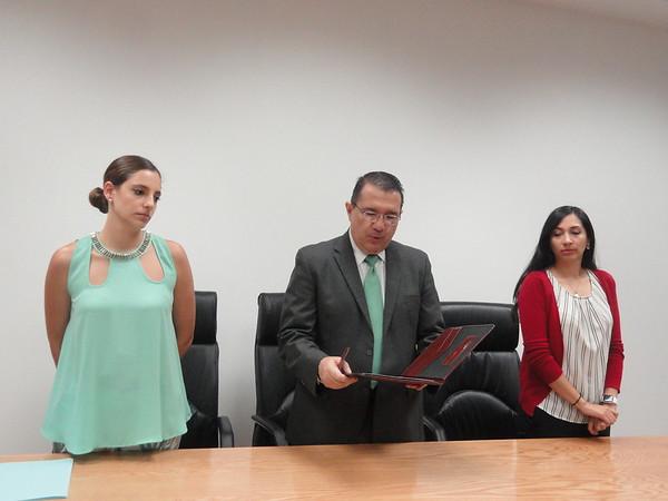 2018.08.23 Titulación Lic. Psicopedagogía - Daniela González Magallón