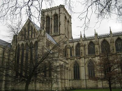 March 2006 - York, England