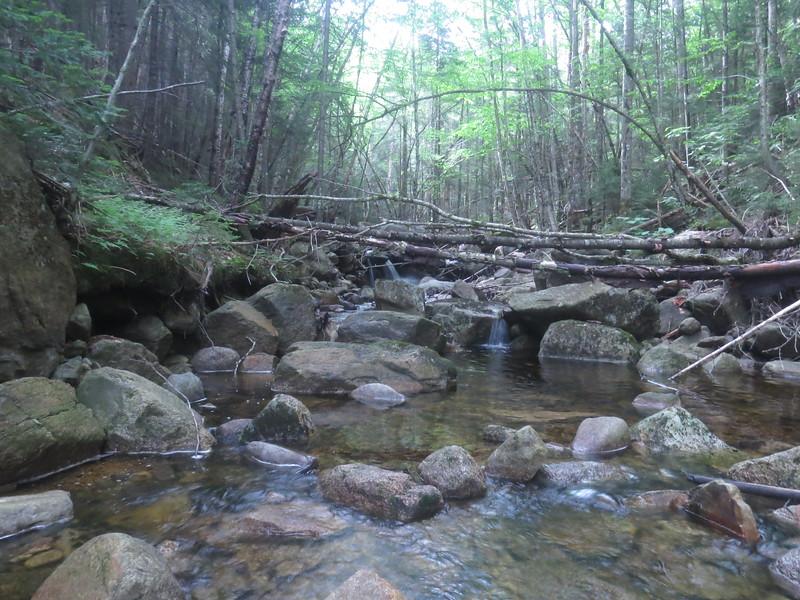 Following a nice brook.JPG