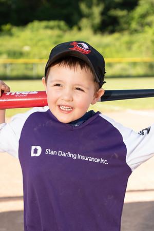 TBall Stan Darling Insurance