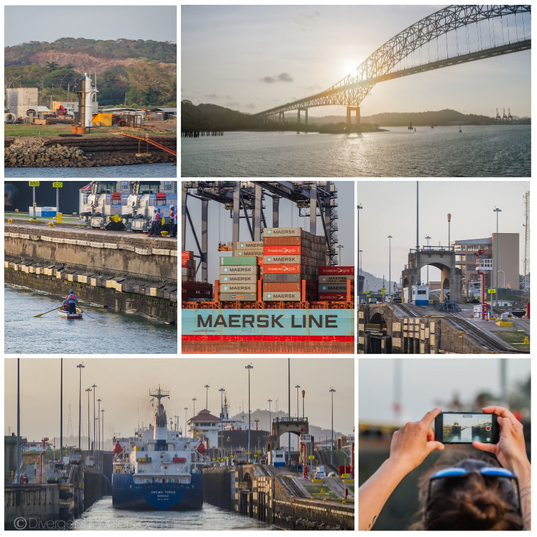 Panama Canal - UnCruise Adventures