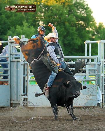 Moosomin Rodeo - Saturday