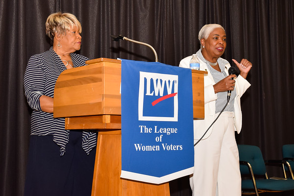 League of Women Voters of Charlotte Mecklenburg