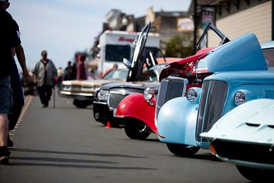 Classic Car Show Fort Bragg 2012