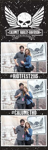 Calumet Harley Riot Fest Day 3