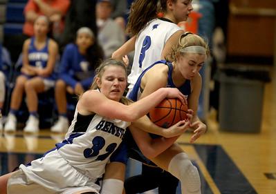 Geneva Girls Basketball vs. Wheaton North