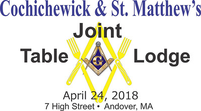 COC & SML Joint Table Lodge