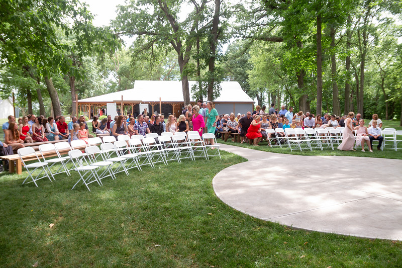 Cummins Wedding Ceremony