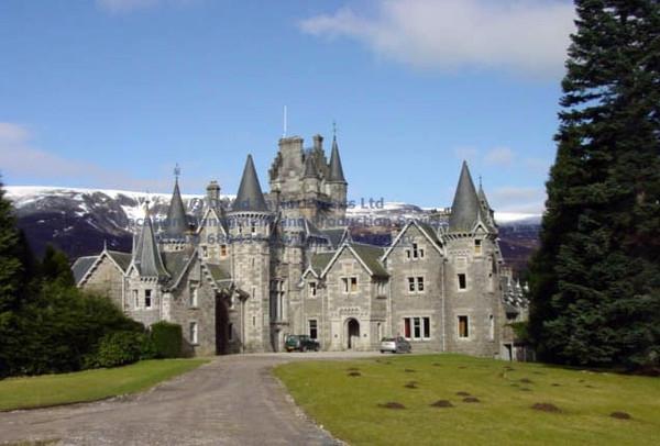 Ardverikie House Highland