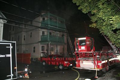 Waltham, MA - 4th Alarm, 145 Ash Street, 8-6-14