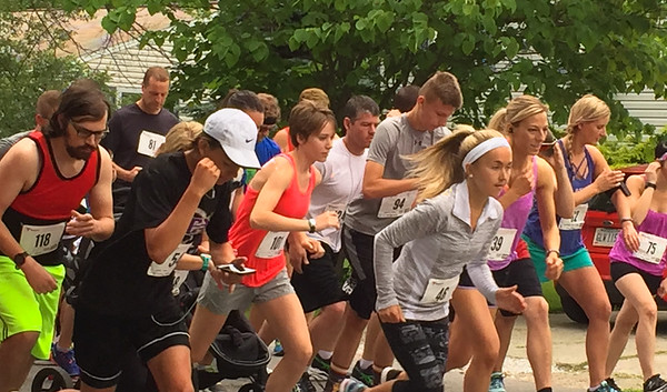 June 16, 2018. Vermilion's Y 5 K Race, is for All ages.
