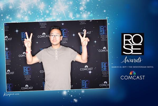 PRINTS - Comcast ROSE Awards