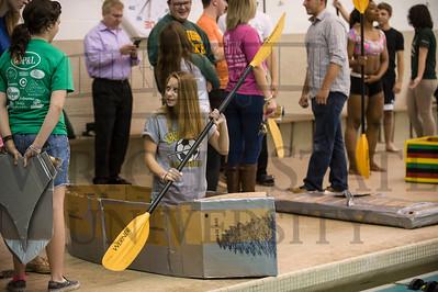 16505 Cardboard Boat Race 10-6-15