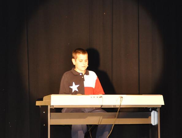 The sherman school talent show