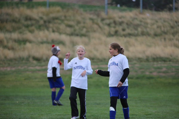 Goalbusters Soccer 10/20/12