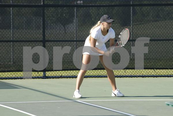 SSAC Championship Women's Tennis - 4-25-09 CC