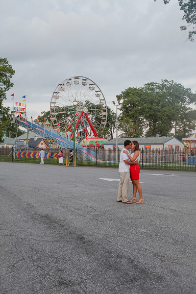 ENGAGED 2012  |  Yessica + Ronnie - Rye Playland