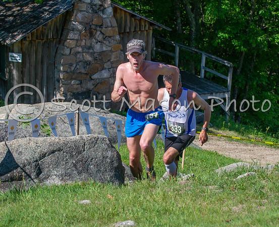 Cranmore Mountain Race Lap 1 2018