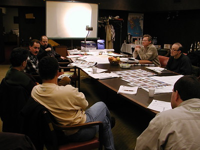 Community Life - Vision Committee Meeting - January 25, 2003