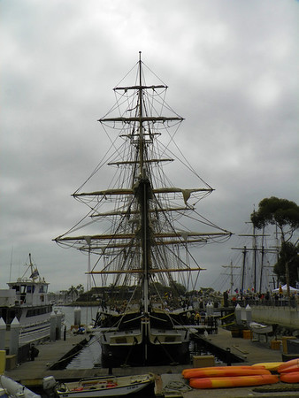 Tall Ships Festival, Dana Point