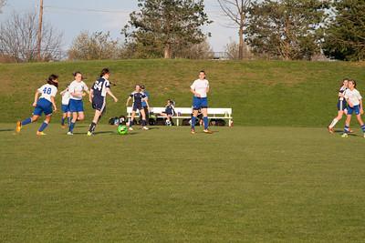 Haag Soccer game April 26, 2014