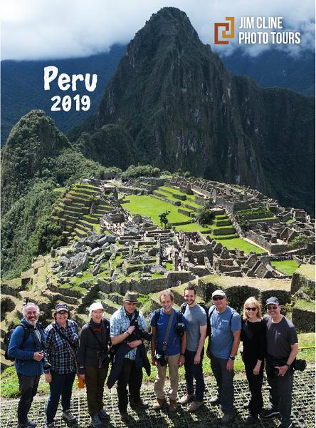 Peru: Machu Picchu 2019