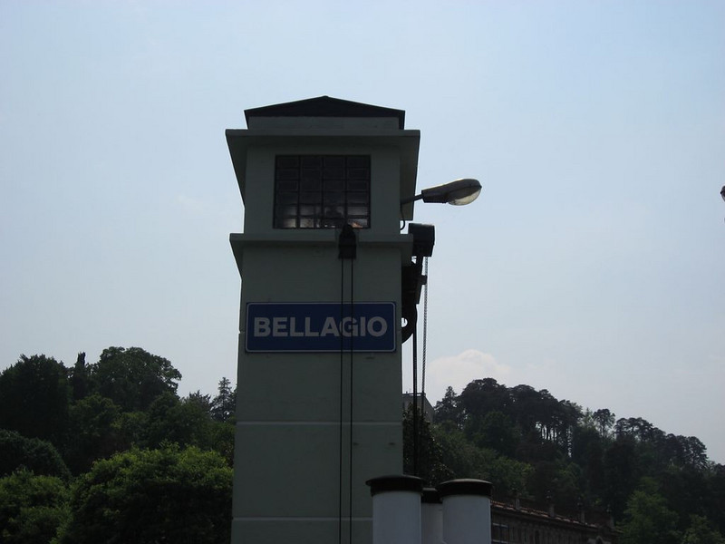 Bellagio. A 30min ferry ride from Varenna
