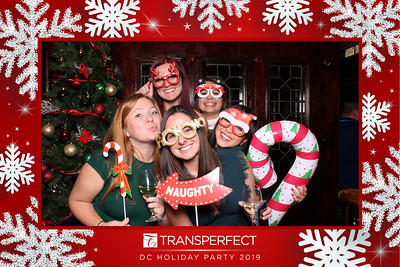 Transperfect Holiday Party 2019