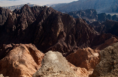 Eilat Mountains - 31.12.10 - 1.1.11 Seismographic, Har Ora, Raham, Amram - Zafrir