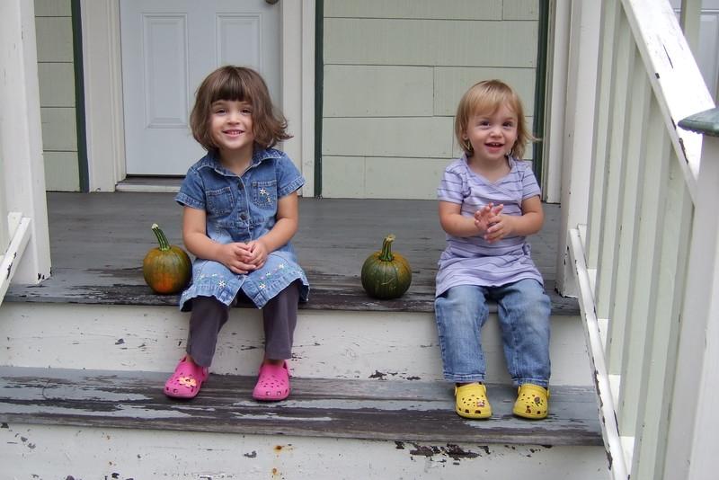 Little pumpkins.