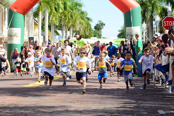 2019 Edison Junior Run