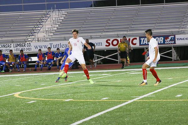 Men's Soccer vs. KCK 9-20-17