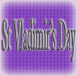 St. Vladimir's Day