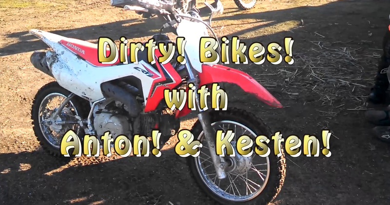 Dirty! Bikes!