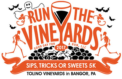 Sips, Tricks, Or Sweets 5k 2017