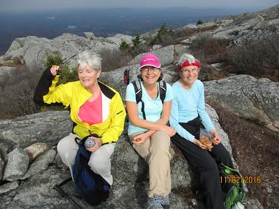 November 2 Wednesday Hike