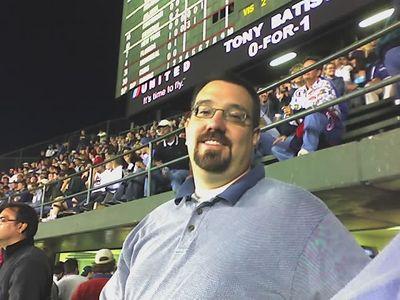 Cubs Game - 2004