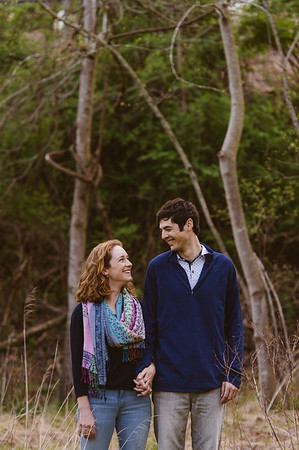 Erin and Aaron