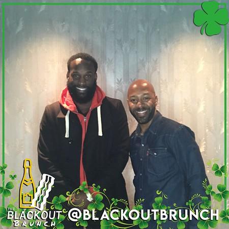 Blackout Brunch (03/17/19)