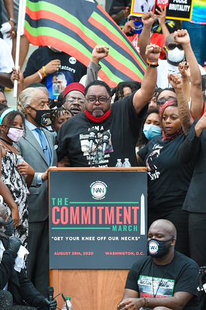 2020 NAN Commitment March on Washington