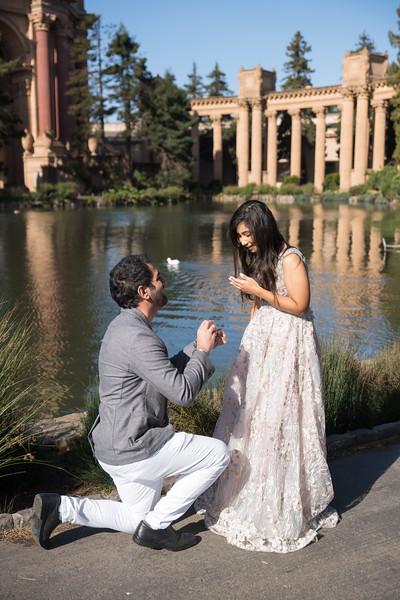Alpana and Sahil - Engagement - Share